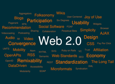 Web 2.0 mind map by Luca Cremonini, based on the original by Markus Angermeier