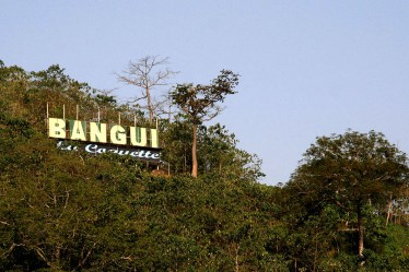 The Hollywood version of Bangui
