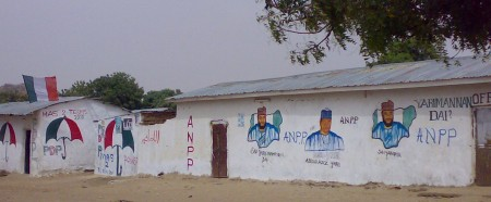 Party Political Campaigning, Zamfara Style
