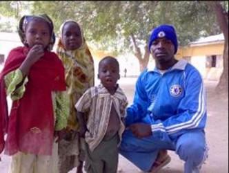Abukar, an Unqualified Teacher