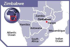 Zimbabwe (courtesy of the FCO)