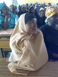 Trainee Teacher, Katsina State