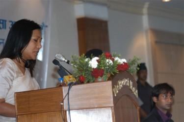 Sapana Malla the MP and women's advocate
