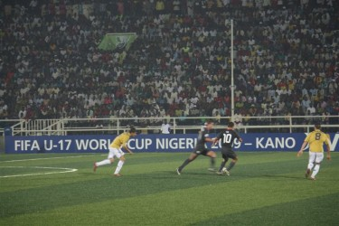 Kano hosting the U17 World Cup