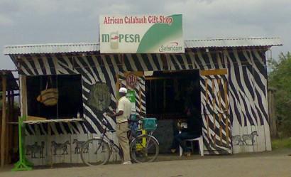 M-PESA Kenya mobile cash transfer
