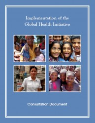 Implementation of the Global Health Initiative consultation document from USAID