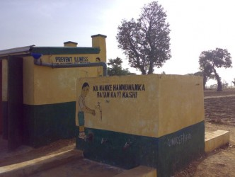 Getting the message across on Sanitation