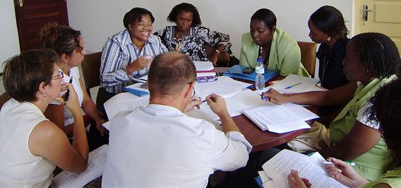 Working group on the format of the annual evaluation