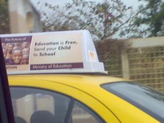 Go to School! Enugu Taxi