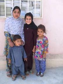 Farayba, Lima, Soosan and Mohammed