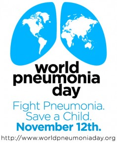 World Pneumonia Day 2011 logo