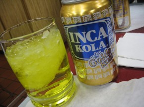 Can of Inca Kola