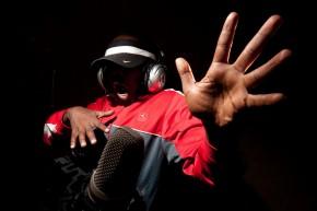 DJ B broadcasting