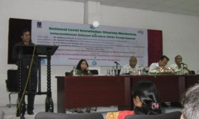 National Level Sharing event
