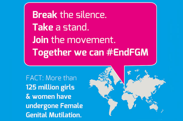 Zero Tolerance towards Female Genital Mutilation/Cutting (FGM/C)