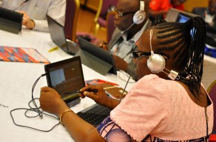 How effectively can the latest ICT hardware work within the reality of most African student's lives? Picture: ICWE GmbH/Rukoosa Trevor