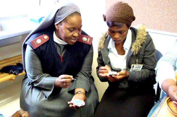 Community health workers being trained in Efaye clinic, KwaZulu-Natal. Picture: Anthony Huszar