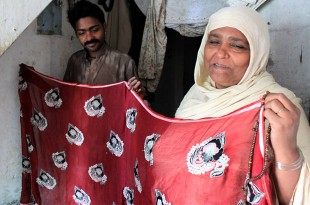 The UK is helping poor women access micro credit loans to set up small businesses in Pakistan. Picture: Victoria Francis/ DFID