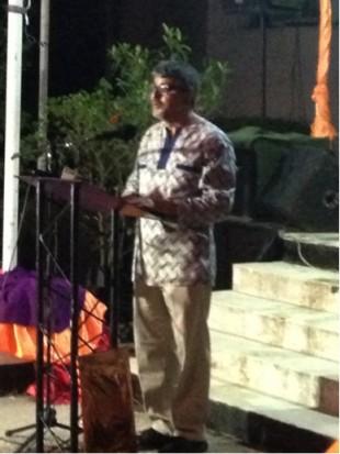 Rakesh Rajani Valedictory. Picture: Ian Attfield/DFID