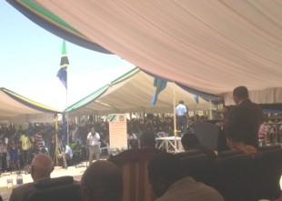 Kikwete launches the ETP