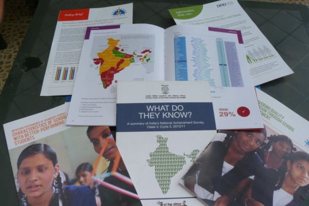 Evaluations and Policy briefs – Supported by DFID TCA