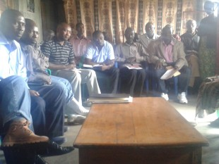 Land conflict dialogue in Rutshuru